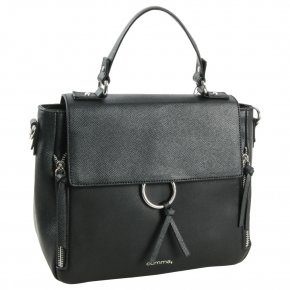 Comma LEASURE MIX Handtasche black