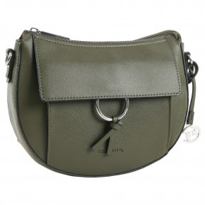 Comma LEASURE MIX Schultertasche khaki