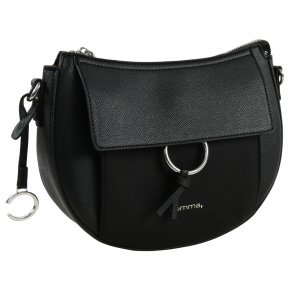 Comma LEASURE MIX Schultertasche black