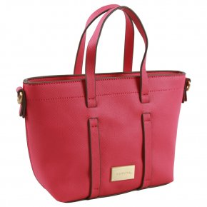 Comma BE YOURSELF Handtasche pink