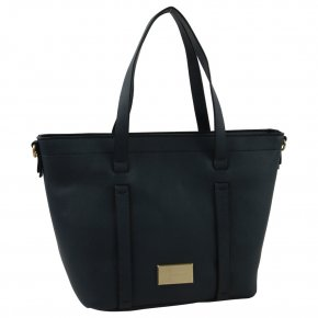 Comma BE YOURSELF Handtasche dark blue