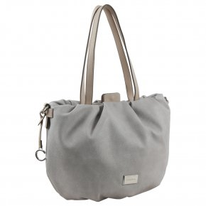 Comma DREAMS Shopper light grey