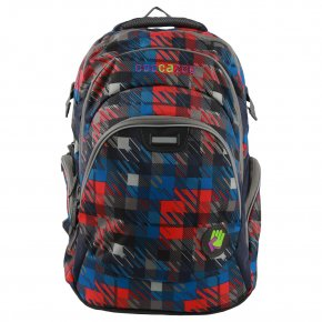 Ranzenrucksack JobJobber Do.Sq.Red