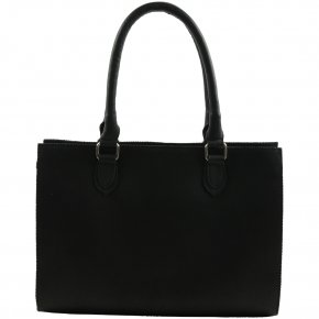 DEPECHE Medium bag black