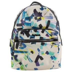 DESIGUAL CONFETTI LIMA black backpack