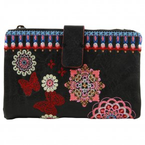 DESIGUAL CHANDY JULIA negro