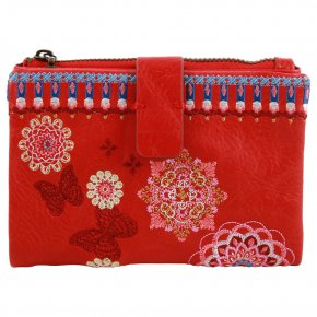 DESIGUAL CHANDY JULIA carmin