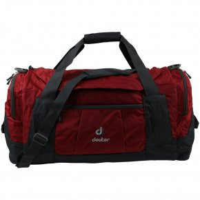 RELAY 60 Reisetasche cranberry-granite