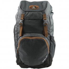 WALKER 24 Laptoprucksack anthracite-black