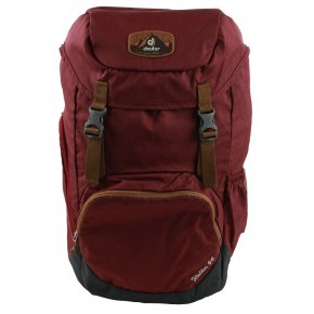 Deuter WALKER 24 Laptoprucksack marone-granite