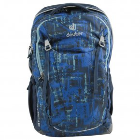 STRIKE  Laptoprucksack navy crash