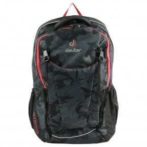 Deuter STRIKE Laptoprucksack black lario