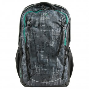 Deuter STRIKE Laptoprucksack black crash