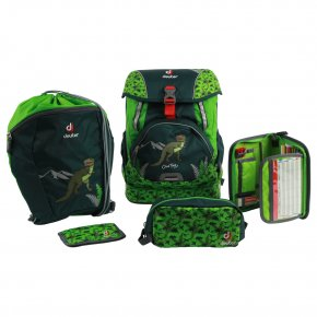 ONE TWO SET Sneaker bag forest dino