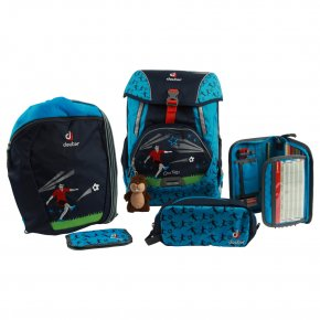 ONE TWO SET Sneaker bag navy soccer