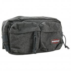 EASTPAK BUMBAG DOUBLE black denim