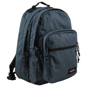 EASTPAK MORIUS backpack triple denim