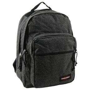 EASTPAK MORIUS backpack black denim