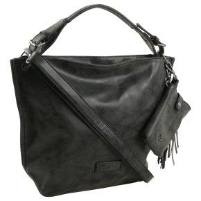 Fritzi aus Preußen Fritzi 01 Hobo Bag black idol vintage