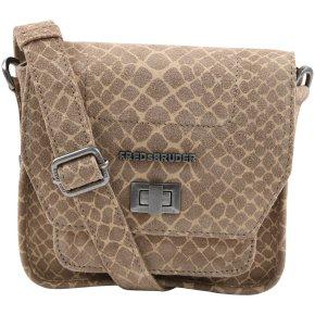 FredsBruder CRAZY BITE Handtasche beige