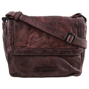 FredsBruder GOODY Handtasche maroon