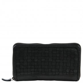 Brieftasche black/nero