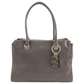 Guess TAMRA SOCIETY CARRY Handtasche taupe