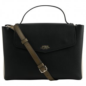 ELLA TOP black handle flap