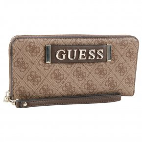 Guess Small Leather Goods brown