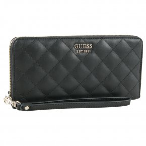Guess Small Leather Goods black