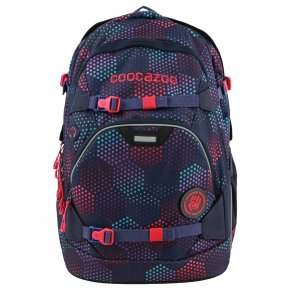 COOCAZOO ScaleRale Rucksack purple illusi