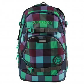 Rucksack ScaleRale green purple