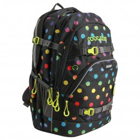 COOCAZOO ScaleRale Rucksack magic polka