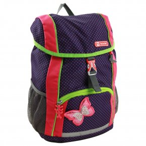Step by Step KID Rucksack Set Shiny Butterfly