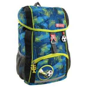 Step by Step KID Rucksack Set Soccer Team