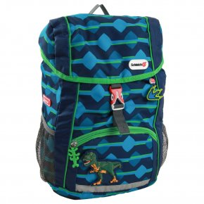 Step by Step KID SCHLEICH Rucksack Set Dino