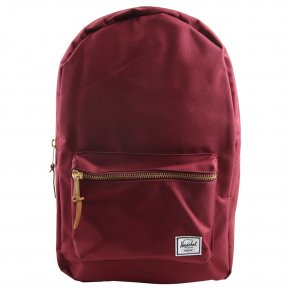 HERSCHEL SETTLEMENT Rucksack mit Laptopfach windsor wine