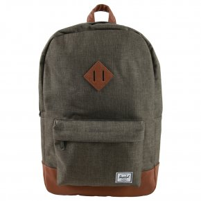 HERITAGE CANTEEN crosshatch/tan