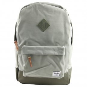 HERSCHEL HERITAGE shadow/beetle rubber