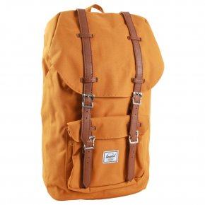 HERSCHEL LITTLE AMERICA CL buckthorn brown