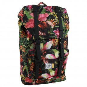 HERSCHEL LITTLE AMERICA MID Rucksack jungle hoffman