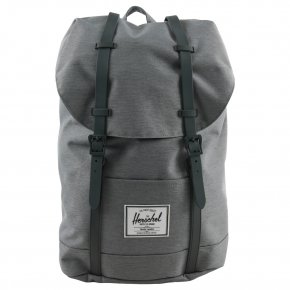 HERSCHEL RETREAT Rucksack mid grey