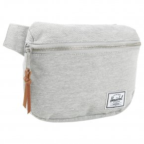 HERSCHEL FIFTEEN Gürteltasche light grey