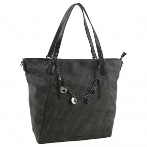 Emily & Noah Shopper darkgrey