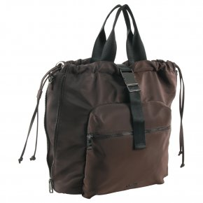 Emily & Noah SUZA 2in1 Rucksack brown