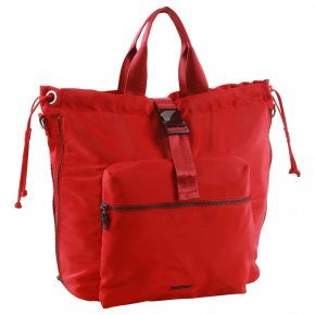 Emily & Noah 2in1 Rucksack red