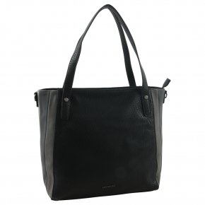 Emily & Noah Shopper black