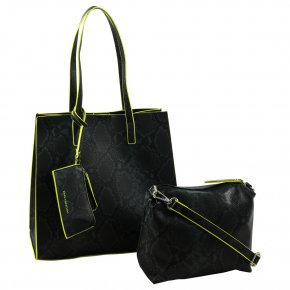 Emily & Noah Lina Shopper black