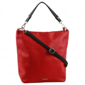 Emily & Noah Laeticia Beutel XL red