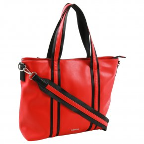Emily & Noah Luna II Shopper red